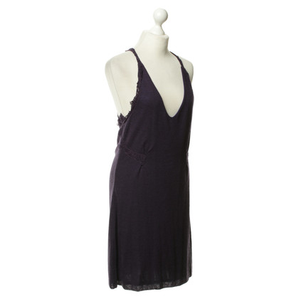 Ermanno Scervino Knit dress in purple
