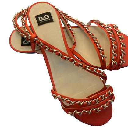 Dolce & Gabbana Sandali estivi