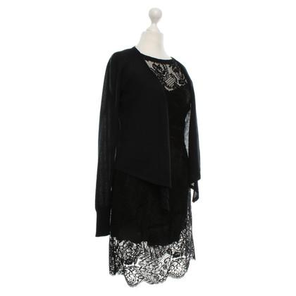 Dolce & Gabbana Kanten jurk met jasje