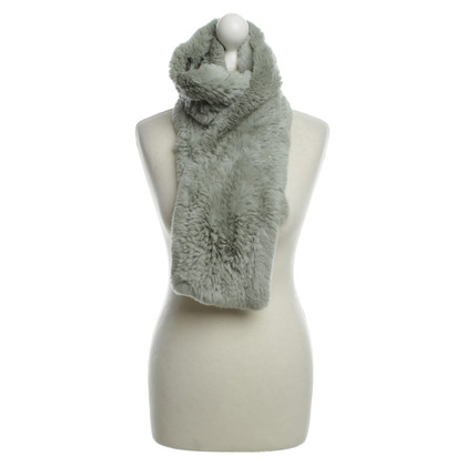 Marc Cain fur shawl