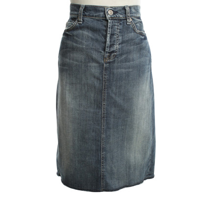 7 For All Mankind denim rok