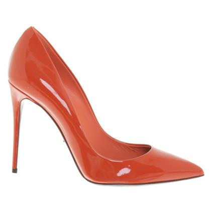 Dolce & Gabbana Pumps in Orange