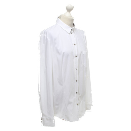 St. Emile Blouse in white