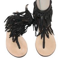 By Malene Birger Sandals in black