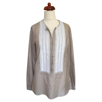 Etro Blouse in silk and cotton