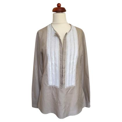 Etro Chemisier en soie et coton