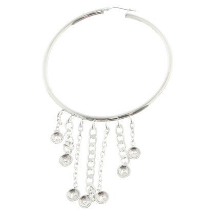 "Bliss Creoli ""Gipsy"" in argento"
