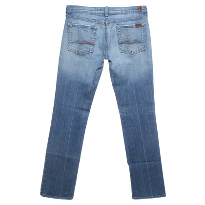 7 For All Mankind Jeans in azzurro