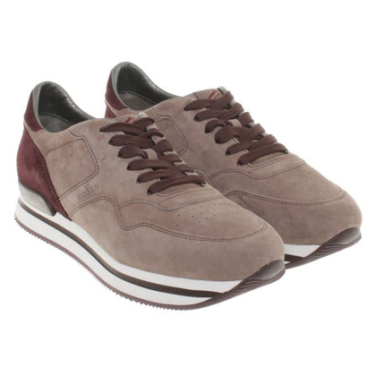 Hogan Sneakers suede