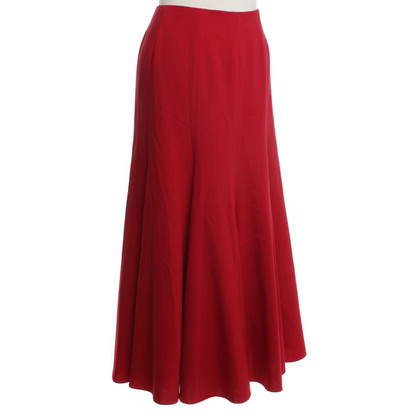 Ralph Lauren skirt in red