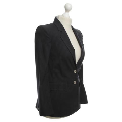 Dolce & Gabbana blazer pinstriped