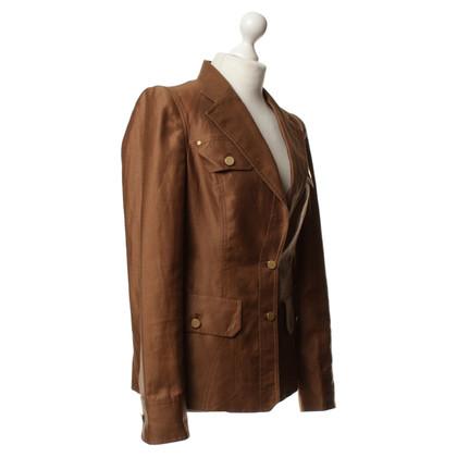 Gucci Blazer in bruin