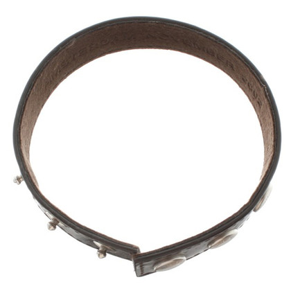 Louis Vuitton Leather strap in Brown