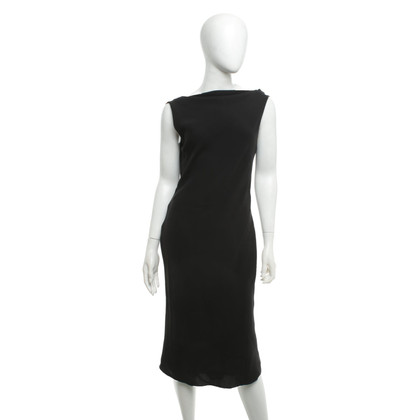 Ralph Lauren Silk dress in black