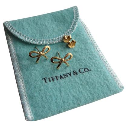 Tiffany & Co. Orecchini in oro giallo