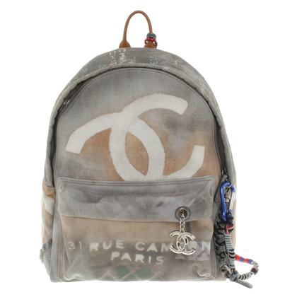 Chanel sac à dos détruite