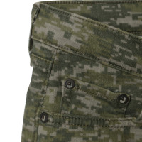 Rag & Bone Shorts with camouflage-print