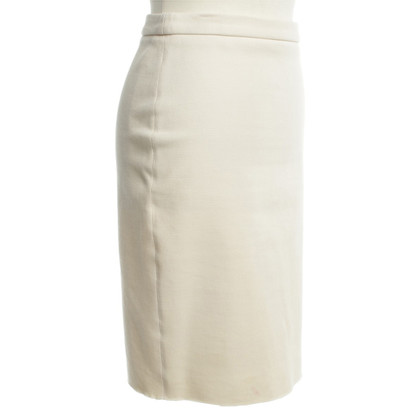 Lanvin Cream colored skirt