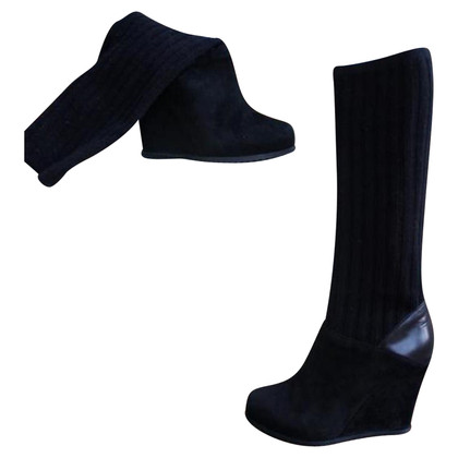 Twin-Set Simona Barbieri Black boots