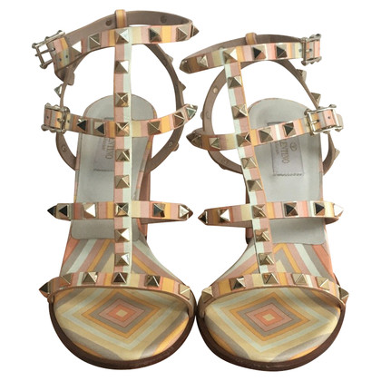 Valentino Valentino Rockstud Sandals