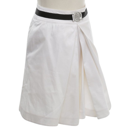 Céline skirt in white