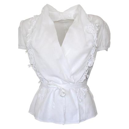 Dolce & Gabbana wit overhemd