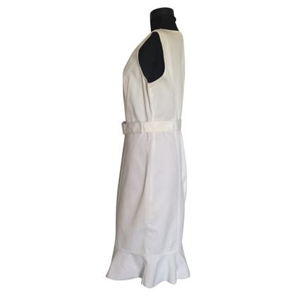 Valentino Weißes Kleid