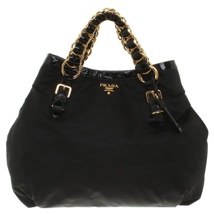 Prada Shopper in black