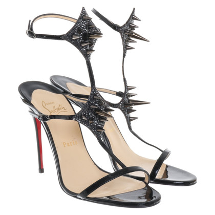 Christian Louboutin Sandals with application