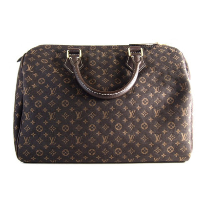 "Louis Vuitton ""Speedy Mini Lin Fusain"""