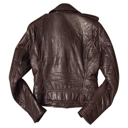 Balenciaga Biker-Jacke