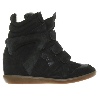 Isabel Marant Wedges in Dunkelblau