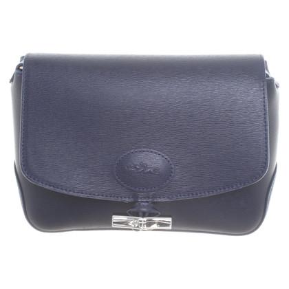 Longchamp Umhängetasche in Blau