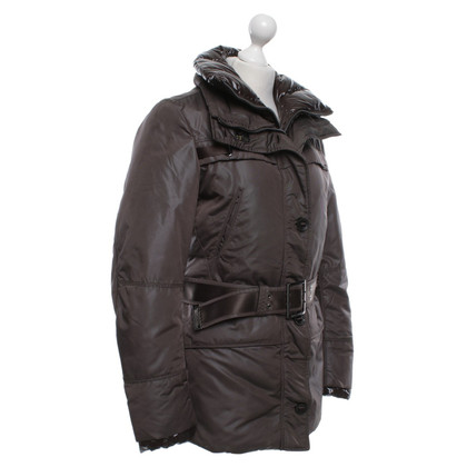Peuterey Down parka in brown