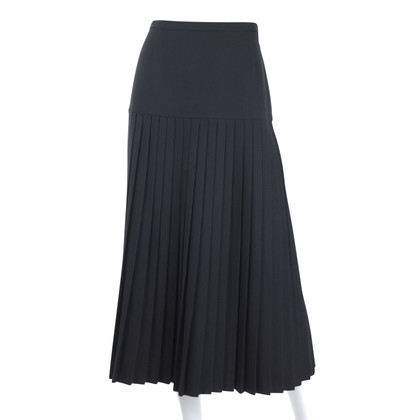 Karl Lagerfeld pleated skirt