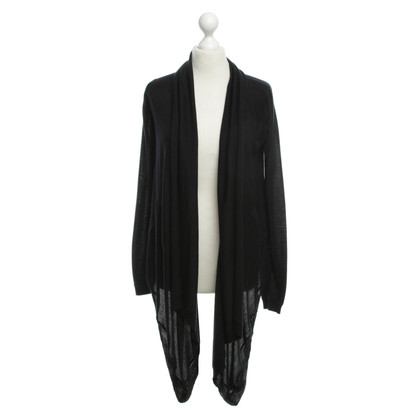 Donna Karan Cardigan in cashmere/silk