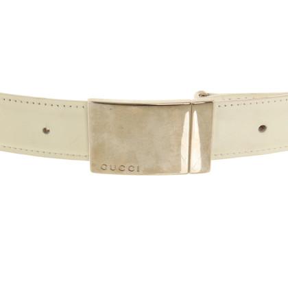 Gucci Cintura in bianco