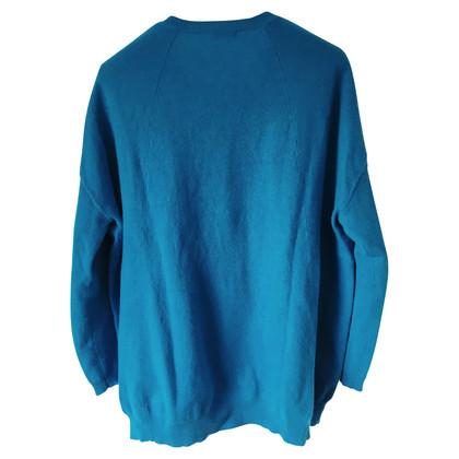 Riani Maglione di cashmere in blu
