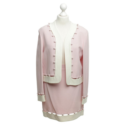 Moschino Cheap and Chic Costume in pastel colors