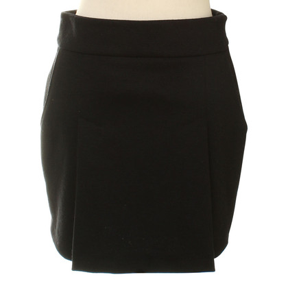 Patrizia Pepe Mini rok in zwart