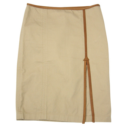 Ralph Lauren skirt in beige