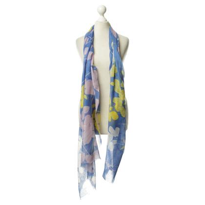 Diane von Furstenberg Schal mit Blumen-Muster