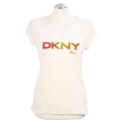 DKNY Top in crema