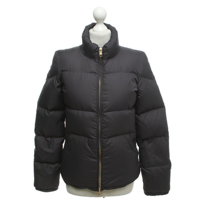 Closed Down jacket in blue-violet