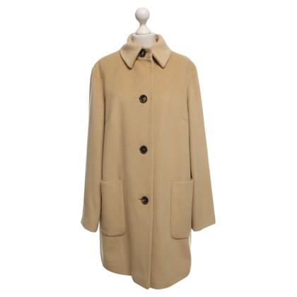 Bogner Coat with angora content