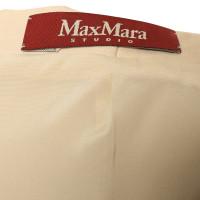 Max Mara Kostuum in crème