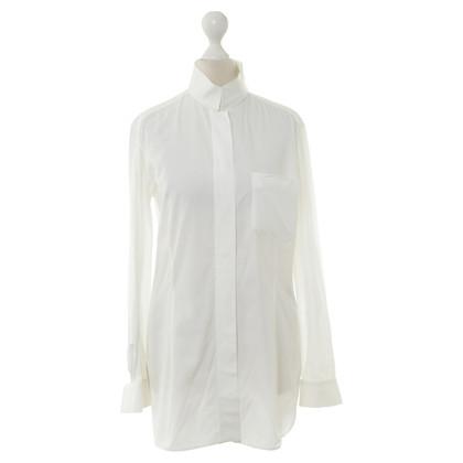 Hermès Blouse in white