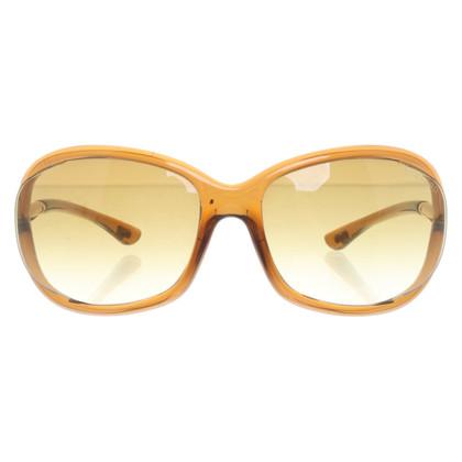 Tom Ford Lunettes de soleil en brun