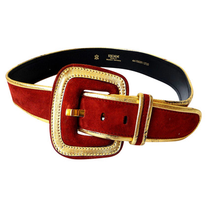 Escada Leather belts