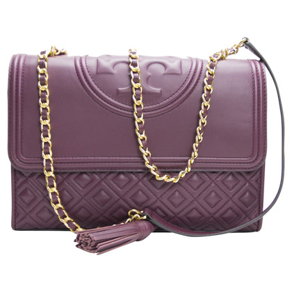 Tory Burch Shoulder bag in Bordeaux